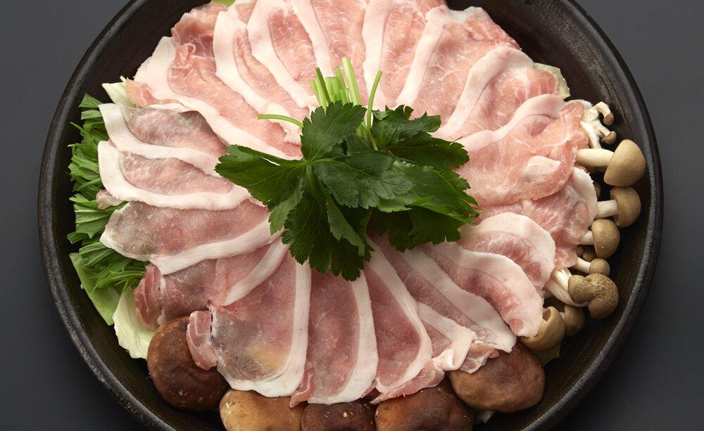 雲仙活き活きポーク塩麹鍋