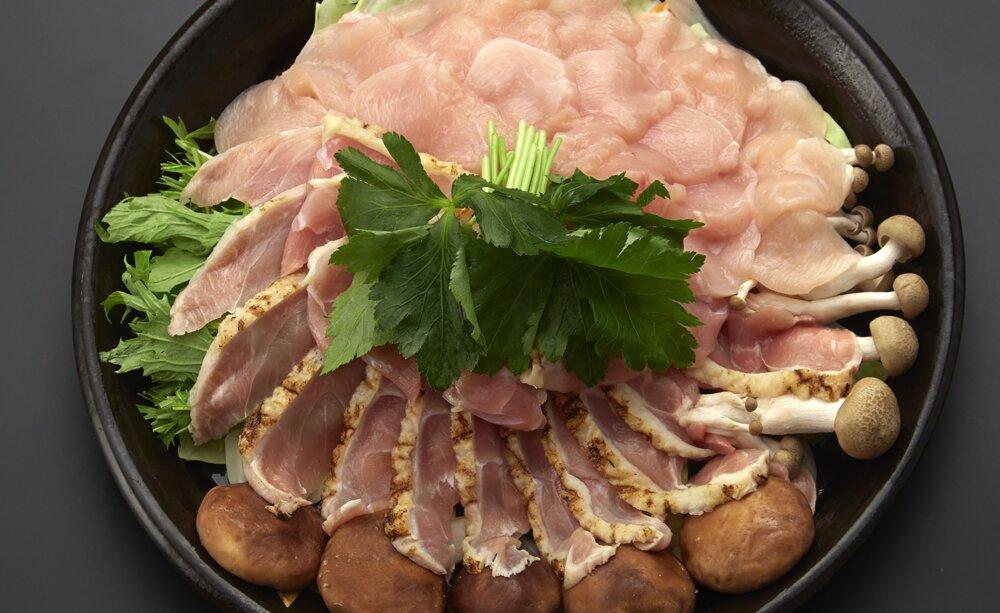 長崎ハーブ鶏塩麹鍋